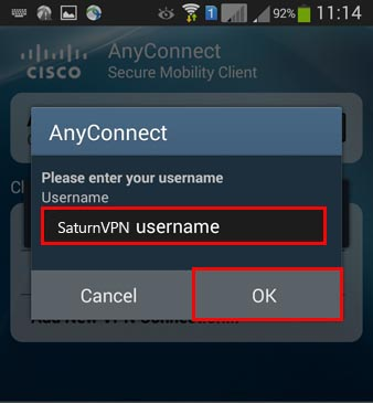 install cisco anyconnect vpn on android