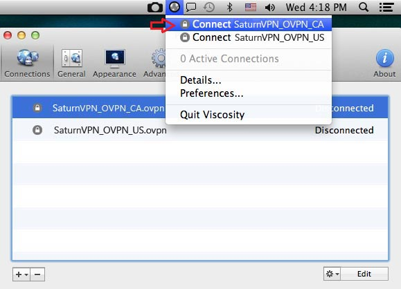 install openvpn on mac os x