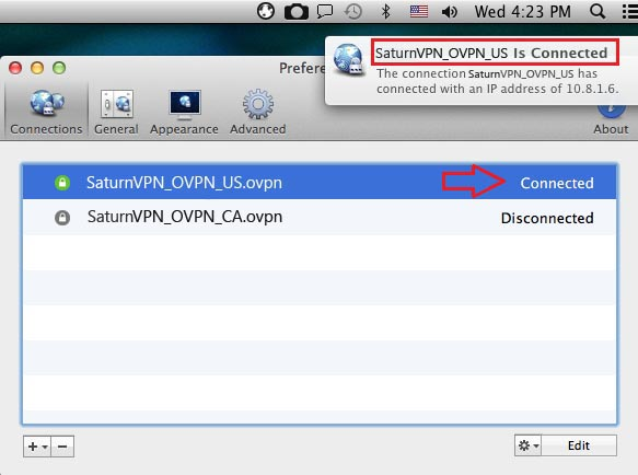 install openvpn on mac