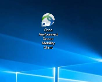 connect to cisco anyconnect vpn client windows 10