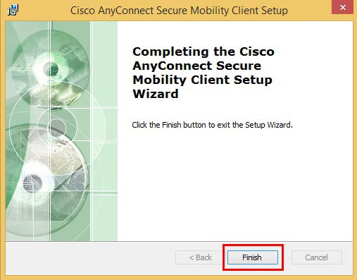 setup cisco anyconnect vpn on windows 10