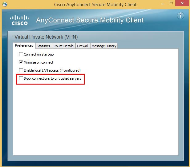 install cisco vpn windows 7
