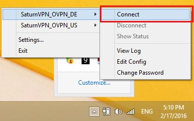 connect to openvpn on windows 8
