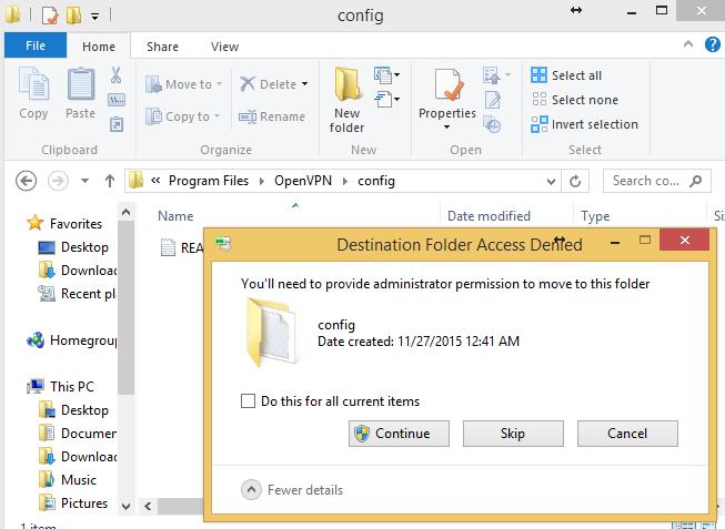 Free VPN with Windows 8.1?