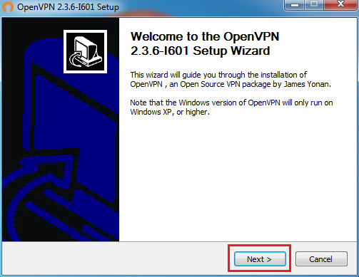 how to setup openvpn on windows 7