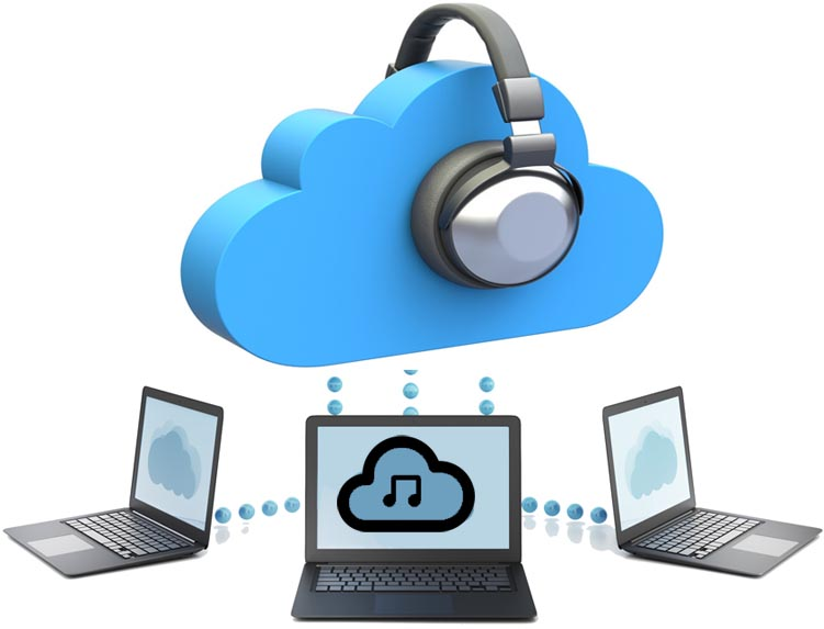 Cloud storage advantages and disadvantages for music