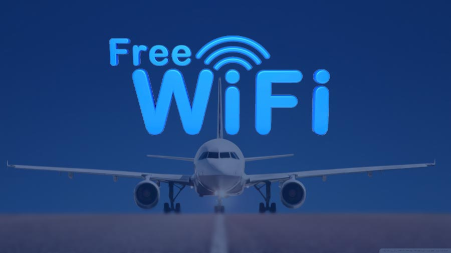 Is it safe to use WiFi at airport