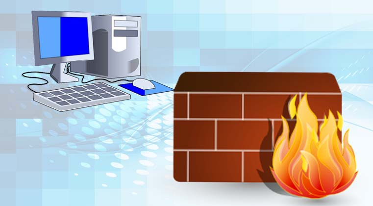 What are types of firewall
