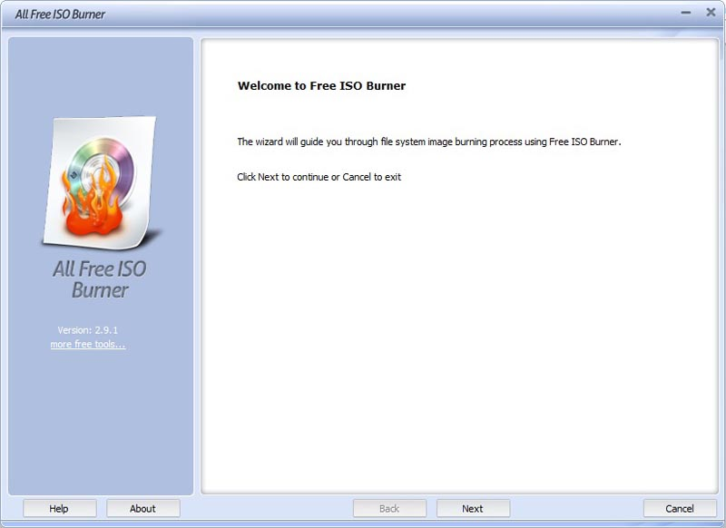 How to burn ISO file to a DVD