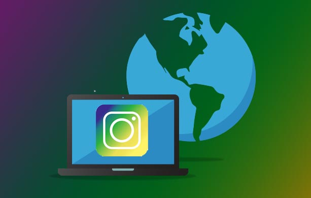 Open blocked Instagram in any country
