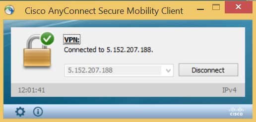 Cisco VPN Client Software