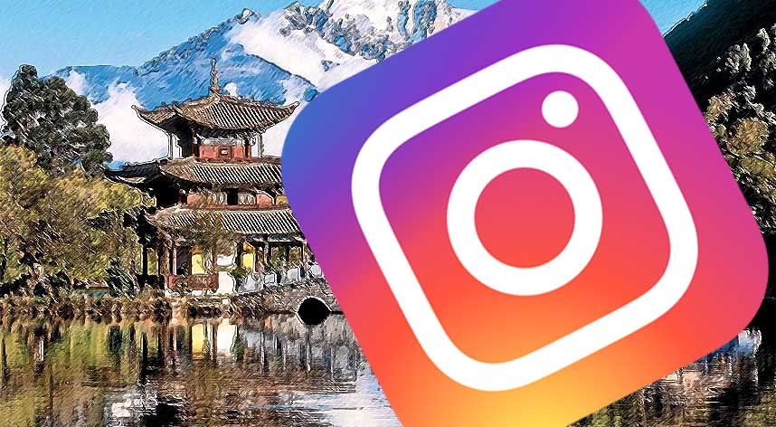 bypass blocked Instagram in China