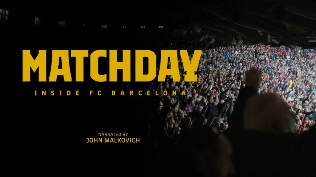 Watch Matchday - Inside FC Barcelona with Rakuten TV