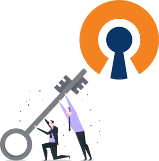 What is the OpenVPN Service?