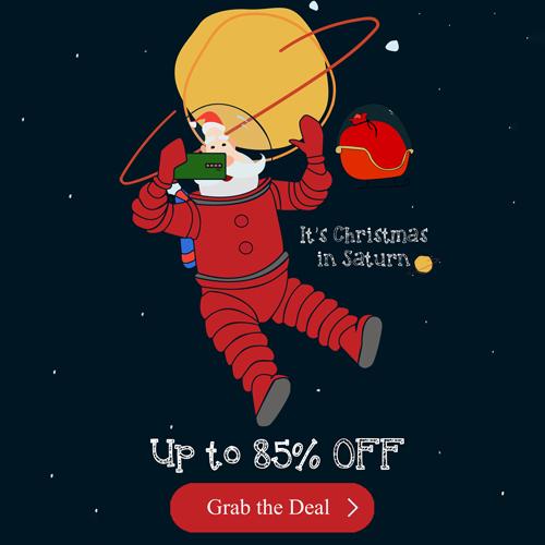SaturnVPN Christmas Sale