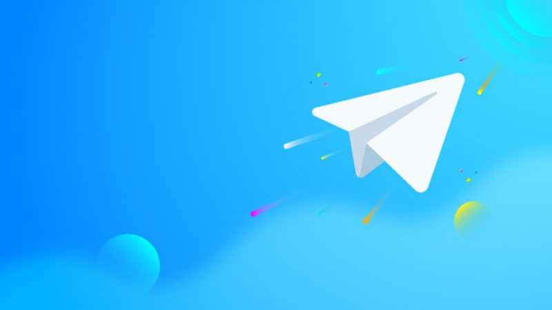 how to unblock telegram